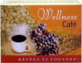 Wellness Coffee 210 g - fogyókúrák kiegészítésére egy csésze kávé - Flavin7