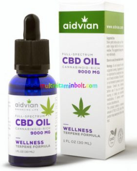 CBD-kendermagolaj-9000mg-30ml-full-spektrum-wellness-aidvian