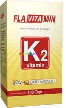 Flavitamin K2-vitamin  100 db kapszula - Flavin7