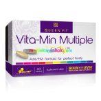 Olimp-QueenFit-Vita-Min-Multiple-Lady-Vitamin-complex-60db-tabletta-reggel-este