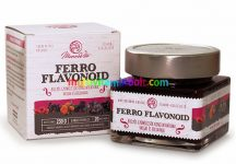 Ferro-Flavonoid-230-g-5-fajta-gyumolcs-koncentratum-vas