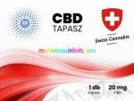 Svajci-CBD-Kender-tapasz-20-mg-1db-Swiss-Cannabis