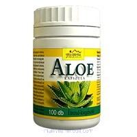 AloeVera kapszula 100 db Immunerősítő - Vita Crystal
