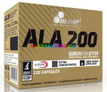 Olimp-ALA-200-antioxidans-120-kapszula-alfa-liponsav-olimp-sport
