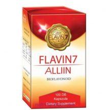Flavin7 Alliin (100db) Flavin7 bioflavonoid komplex + Alliin! - Flavin 7