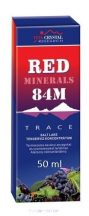 Red Minerals drops 84M 50 ml – Ásványi cseppek a Nagy Sóstóból - Vita Crystal