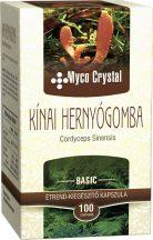 Myco Crystal Kínai Hernyó gomba kapszula 100 db