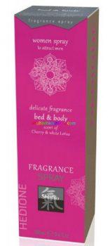 Bed-Body-Spray-Cherry-White-Lotus-100-ml-Pheromon-szoba-illatosito-parfum-feromon