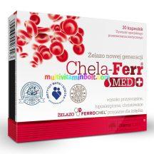Chela-Ferr-med-30-db-kapszula-kelat-szerves-vas-olimp-labs