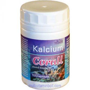 Corall Kalcium 100 db - Flavin 7