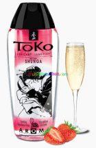 Toko-Champagne-Strawberry-Lubricant-165-ml-organikus-eper-vizbazisu-sikosito-shunga