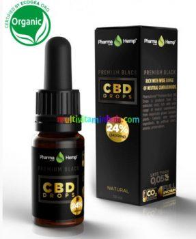 CBD-pharmahemp-premium-black-cbd-olaj-kender-24-szazalek-10-ml