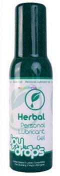 Joy-Drops-herbal-personal-Lubricant-gel-100-ml-Sikosito-vizbazisu-termeszetes-ovszerrel-is