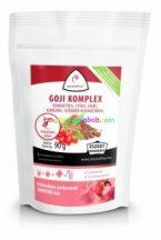 GOJI KOMPLEX 90 g  porkeverék,  30 adag, goji, homoktövis, citrus, fahéj, kurkuma, gyömbér, c-vitamin - MentalFitol Pharmaciodea