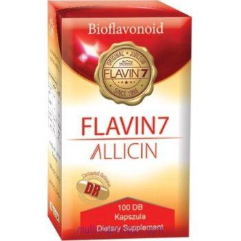Flavin7 Allicin (100db) - flavionok és fokhagyma - Flavin 7
