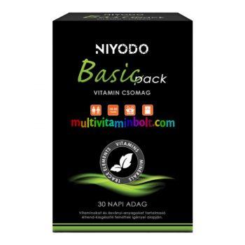 BASIC pack - Vitamincsomag - NIYODO