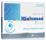 Hialumax Duo 30 db kapszula, 40 mg Hialuronsav kapszulánként - Olimp Labs