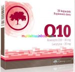 Q10 - 30 db kapszula, 30 mg Koenzim Q10, 20 mg lecitin - Olimp Labs
