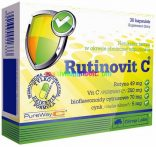 Rutinovit C® vitamin 30 db kapszula, szabadalmaztatott szerves C-vitamin, bioflavonoid és zinc  - Olimp Labs