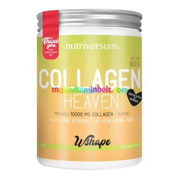 Collagen Heaven - 300 g - WSHAPE - Nutriversum - körte